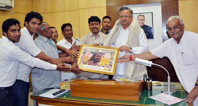 Photo of मुख्यमंत्री से जनपद पंचायत के पदाधिकारियों के