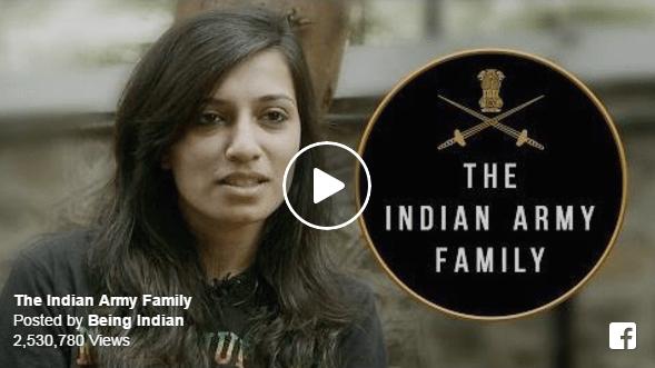 एक भारतीय सैनिक के परिवार का जीवन !! हर भारतवासी के मन को छूएगा ये विडियो - ज़रूर देखें