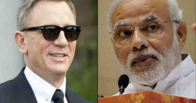 PM Modi के मुरीद हुए 'जेम्स बॉंड', जानिए किस कारण से भारत आकर करेंगे मुलाकात !