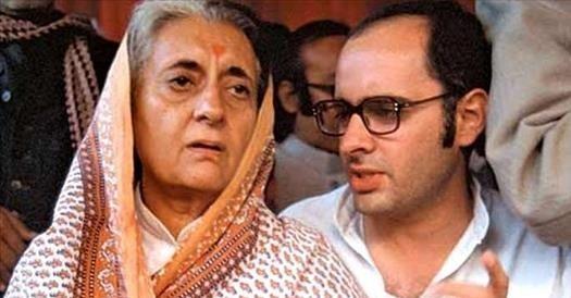 आखिर क्यूँ 40 साल पहले संजय गाँधी ने अपनी माँ इन्दिरा गाँधी को 6 बार थप्पड़ मारे थे ?