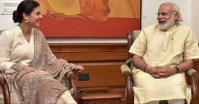 अपने उसी चुलबुले अंदाज में प्रधानमंत्री से मिलीं काजोल, मगर इस बार की गंभीर बातें