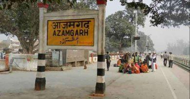 आजमगढ़ में साम्प्रदायिक तनाव, सात लोगों को गिरफ्तार।