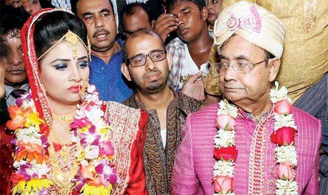 69 की उम्र में पिता बने बांग्लादेश के रेलमंत्री, 31 साल की लड़की से की है शादी
