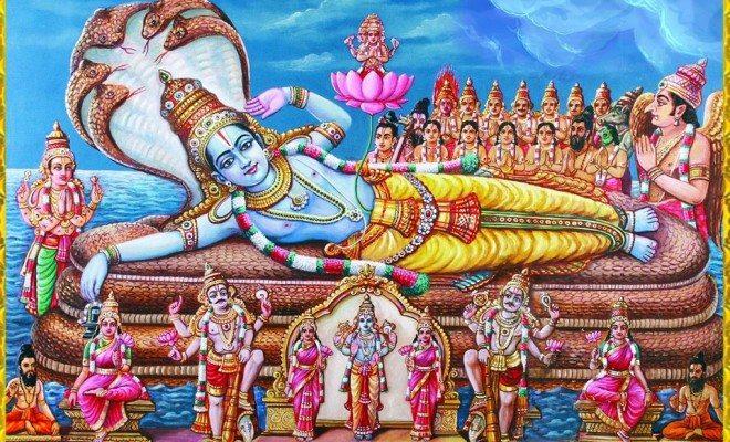 33 करोड़ देवी-देवताओं ने मिलकर लिख