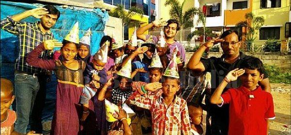 जानिए कैसे मनाया जा रहा है 'हैप्पी बर्थडे भारत', उन बच्चों के लिए जिनहे नहीं पता अपना जन्मदिन