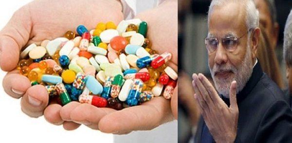 मोदी सरकार का कमाल !! जानकार चौंक जाएंगे आप सरकार कितनी सस्ती कर रही हैं दवाइयाँ
