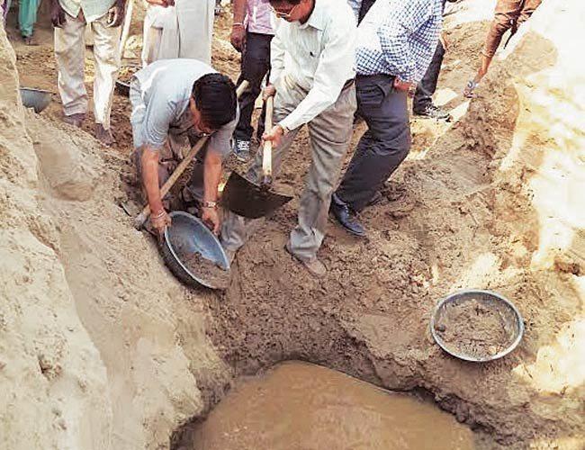 हजारों सालों तक दुनियाभर के विद्वानों की खोज के बाद, आखिरकार मिल गई हजारों साल से लापता सरस्वती