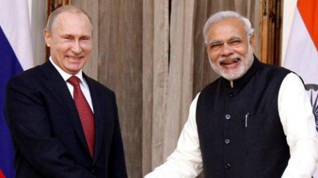 Photo of 'मेक इन इंडिया' के तहत पुतीन बनायेंगे भारत मैं  हेलीकाप्टर