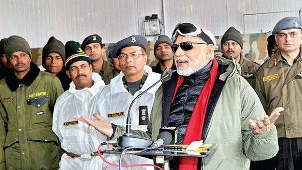 पीएम मोदी के दिये हुए सेना को आतंकियों से भिड़ने के इस आदेश से आपको होगा उनपर गर्व !!