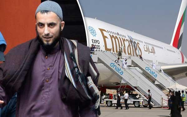 Shouting-Allah-hu-Akbar-flight-to-Pakistan-punishment