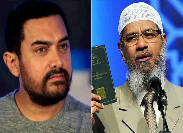 ज़ाकिर नायक पर दिये हुए आमिर खान के ताज़ा बयान को सुन हर सच्चा भारतीय हो उठेगा आग बबूला !!