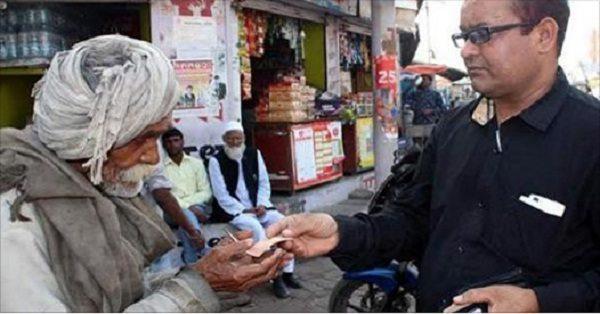 आजाद हिन्द फौज में थे सिपाही, अब 90 की उम्र में मांगनी पड़ रही है भीख