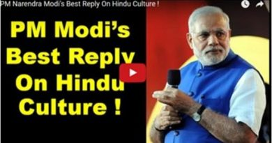 सम्मान सभी धर्मो का करना चाहिए लेकिन अपने धर्म से कोई समझौता भी नहीं होना चाहिए। ये विचारधारा है हमारे देश के प्रधान मंत्री श्री नरेंद्र मोदी जी की । मोदी जी को हमेशा बिना किसी सबूत के मुस्लिम विरोधी बताया जाता है