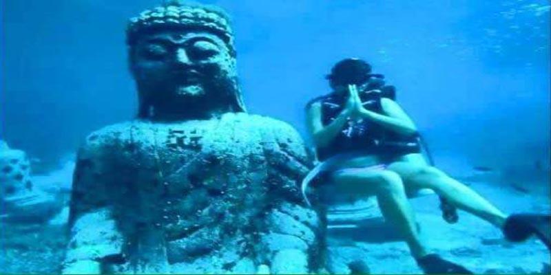 5000 साल पुराना हिन्दू मंदिर