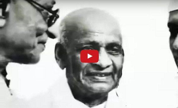 विडियो : सरदार पटेल ने पाकिस्तान को याद दिलाया भारतीय मुसलमानों का ये सबसे बड़ा एहसान !!