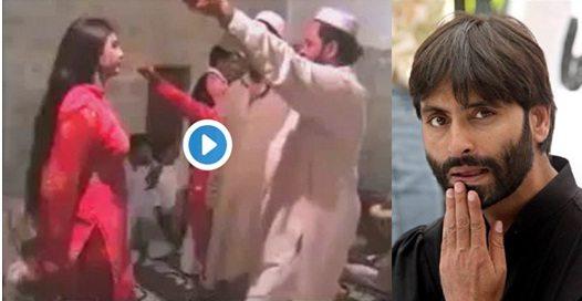 पाकिस्तानी वेश्याओं के साथ बेशर्मी से डांस करता यासीन मालिक, कश्मीरी अलगाववादी नेता