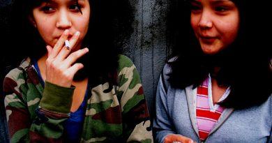 social experiment minors smoking ciggarettes