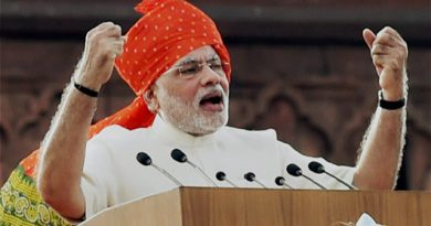 Modi Independence day speech