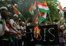 Muslims protest against ISIS