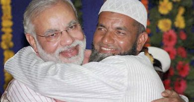 A muslim who used to hate modi