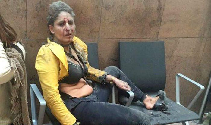 Brussels terror attack Nidhi Chapekar