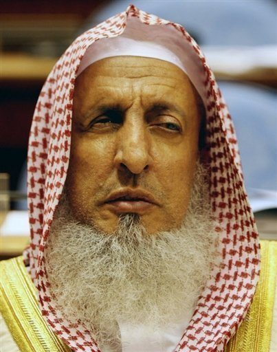 Saudi-grand-mufti-sheik-abdul-aziz