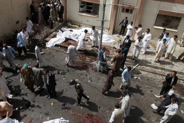 Quetta Suicide attack