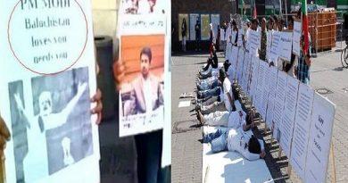 PM Modi Balochistan loves you