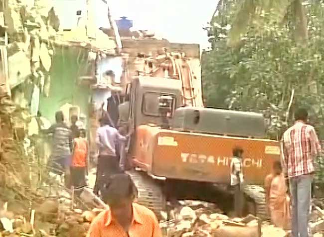 NSG commando Niranjan Kumar House demolished