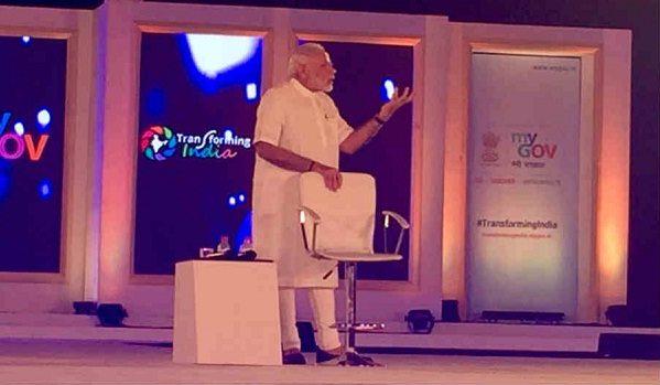 पीएम मोदी ने बताया देश को टॉप पर ले जाने का तरीका