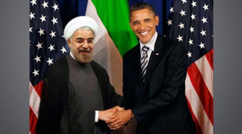Obama Hassan Rohani