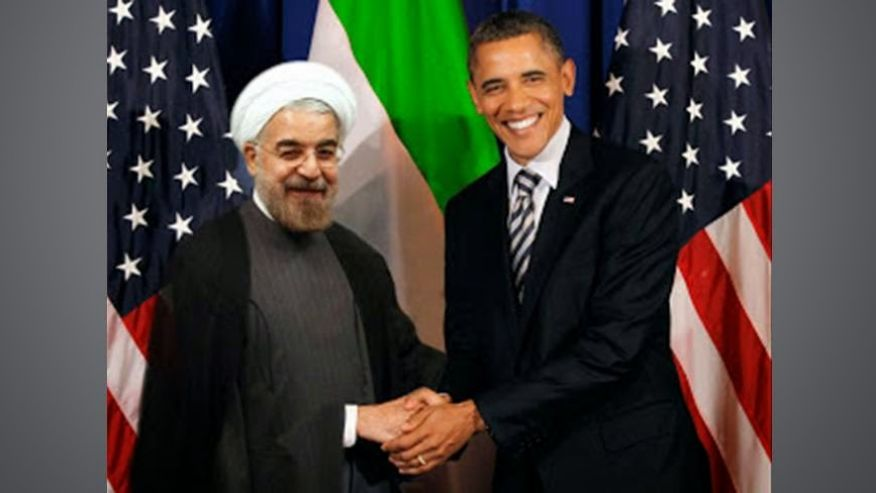 Obama Hassan Rohani