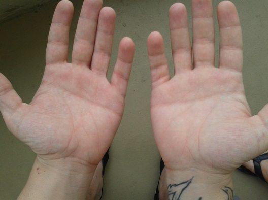 Image result for हाथों की हथेलियों