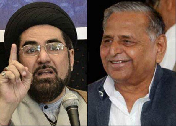 इस बड़े मुस्लिम नेता ने दिया मुलायम को झटका,सपा मुश्किल में