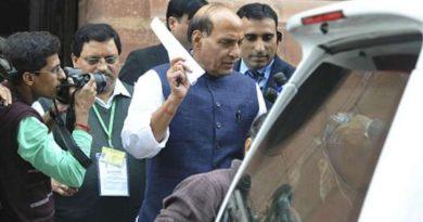 Rajnath Singh Order forces to act against instigators