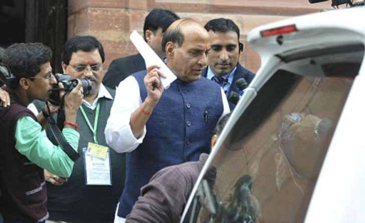 Rajnath Singh Order forces to act against instigators