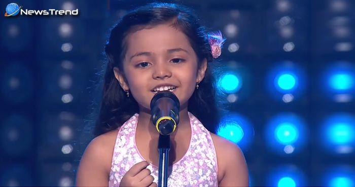 सुनिए सुरों कि नई लता को, 6 साल कि उम्र में गाया ऐसा गाना कि दिवानें हो जाएंगे आप!
