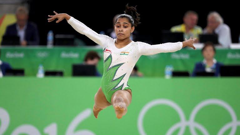 gymnast Dipa Karmakar Olympic medal