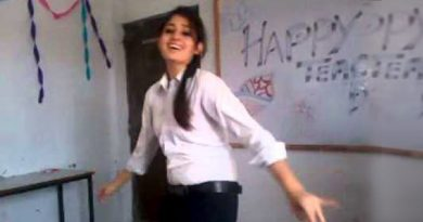 70 लाख से भी ज़्यादा लोगों ने देखा चिकनी चमेली पर क्लास में नाचती इस लड़की का विडियो