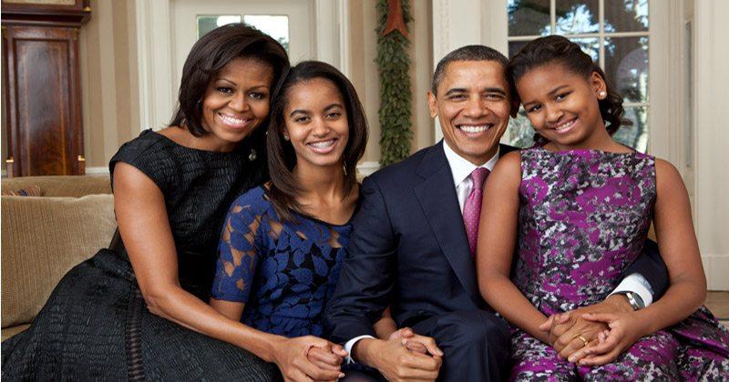 ओबामा: मेरी बेटियाँ सेना में जायेंगी तो मुझे उनपर गर्व होगा