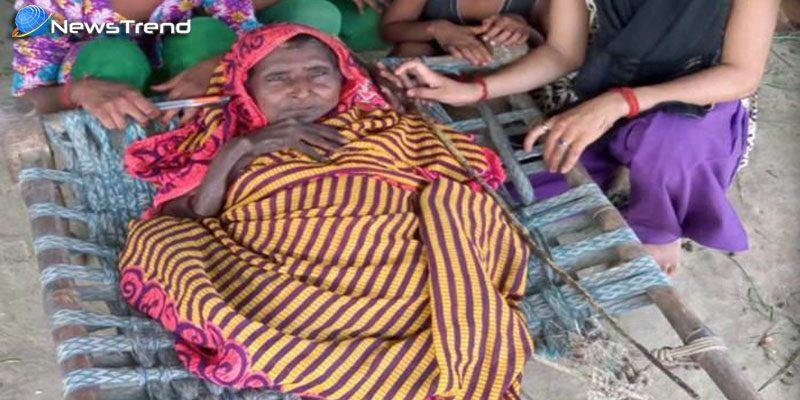 kanpur incident five feet longer woman sort two feet