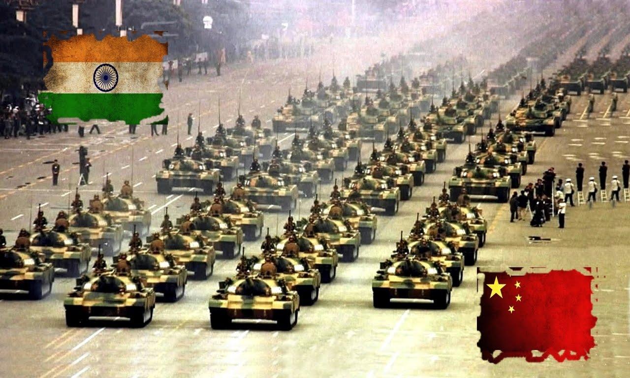 Comparison military firepower