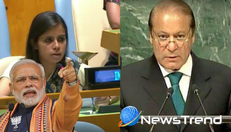india pakistan in un