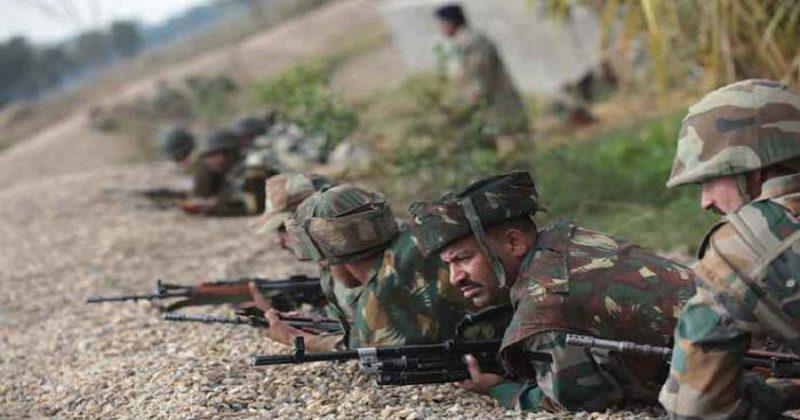 militants encounter