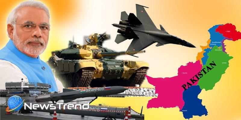 Modi war room