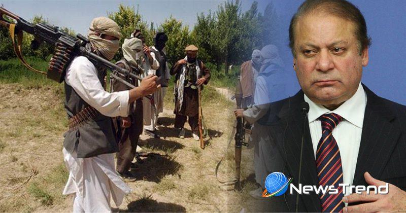 terrorists attack on Pakistan