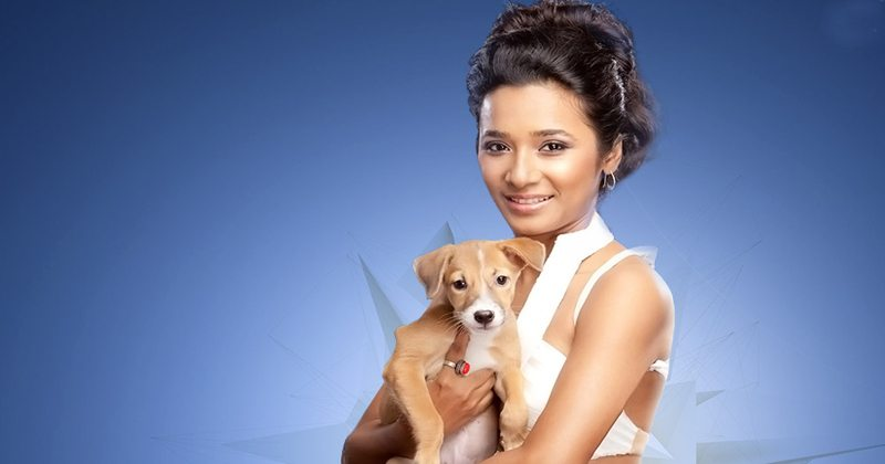 tannishtha, Comedy Nights Bachao