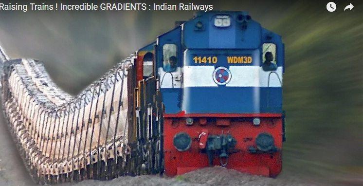 Photo of भारतीय रेल का सबसे खतरनाक रास्तों वाला ये विडियो कर देगा आपके रोंगटे खड़े