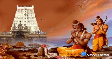 Rameswaram shiv Linga