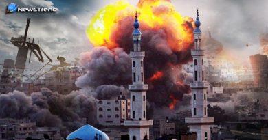 इज़राइल पर हमला